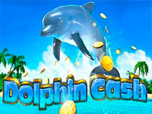 Игровой аппарат Dolphin Cash