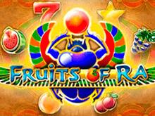 Игровой аппарат Fruits Of Ra