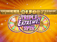 Слот Wheel of Fortune: Triple Extreme Spin