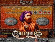 Игровой слот Columbus